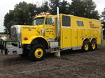 1982 Peterbilt 6x6 R.V. conversion
