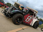 Legend car and parts
