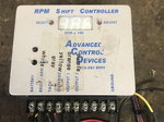 ACD shift controller