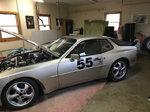 1988 Porsche Race Car