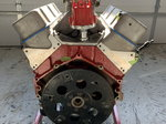 496 bbc Nitrous Motor