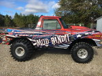 1978 Ford Bronco Mud Racer with 514 Big Block