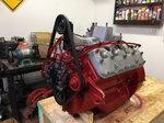 v8 60 Ford Flathead Engine