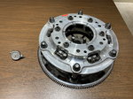 AFT Dual Disc Clutch - Chevy 168t