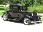 1931 Chevrolet 5-Window Sport Coupe
