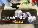 Pistons, Custom LS or LSX