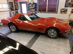 1968 corvette conv 427-400 tri power, 4 speed