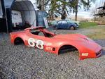 C3 Corvette GT-1 body
