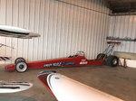 "255"" swindahl chassis dragster"