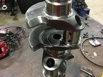 DRCE 4.9 BS Bryant crank shaft