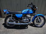 1972 Kawasaki H2 triple in new condition