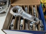 BME BBC 6.385 Aluminum Rods