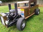 1932  Custom wood car
