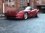 2010 Chevrolet Corvette Z16 Grand Sport 2dr Convertible w/ 4