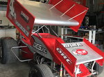 Maxim sprint Car