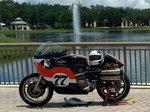 Virtually New: 1972 Harley-Davidson XR750TT