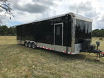 2009 Forest River Custom Toy Hauler with Living Qtrs in TX
