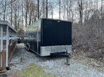 2014 24ft enclosed trailer