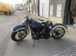 1940 Harley Davidson EL Knucklehead