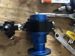 Kinsler fuel pump. And cut off valve