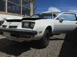 1975 Olds Starfire roller project