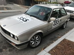 1988 BMW 325is e30 Spec