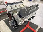 427ci 2000hp rated Dart LS Next Long Block Engine