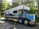 40 Ft. Custom Built Peterbilt Coach