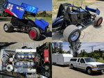360 Sprint Car Truck and Trailer Team Sellout - Taking Offer