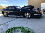 All Carbon 63'Bickel Corvette