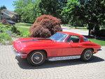 1967 Big Block Corvette Stingray Coup