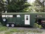 Gooseneck Horse Trailer W/ Living Quarters