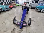 Rear engine dragster turn key.injected small block. Trade