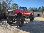 1989 Ford F150 Mud truck
