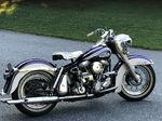 1961 Harley-Davidson FLH Panhead