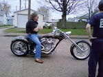 Custom Built Harley