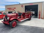 1933 American LaFrance Fire Engine