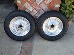 Centerline Draglites w/tires