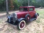 1931 Chevrolet 3 Window