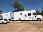 S&S truck & trailer combo