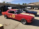 1966 K code Mustang