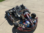2017 IAME X30 Ogden Engine with Alonso Kart Chassis