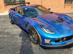 C7 Z07 with Track Upgrades