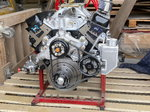 GM Sealed 602 Crate Engine