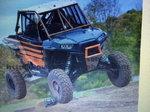 2016 Polaris 1000 XP UTV (racer)