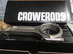 Brand New Billet CROWER Rods Toyota 2RZ