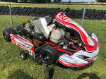 2017 Parolin Racing Kart with Woltjer X30 Engine