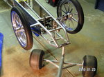 Dragster Load and Unload
