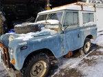 1974 Land Rover Land Rover