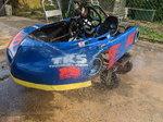 2 Racing Go Karts